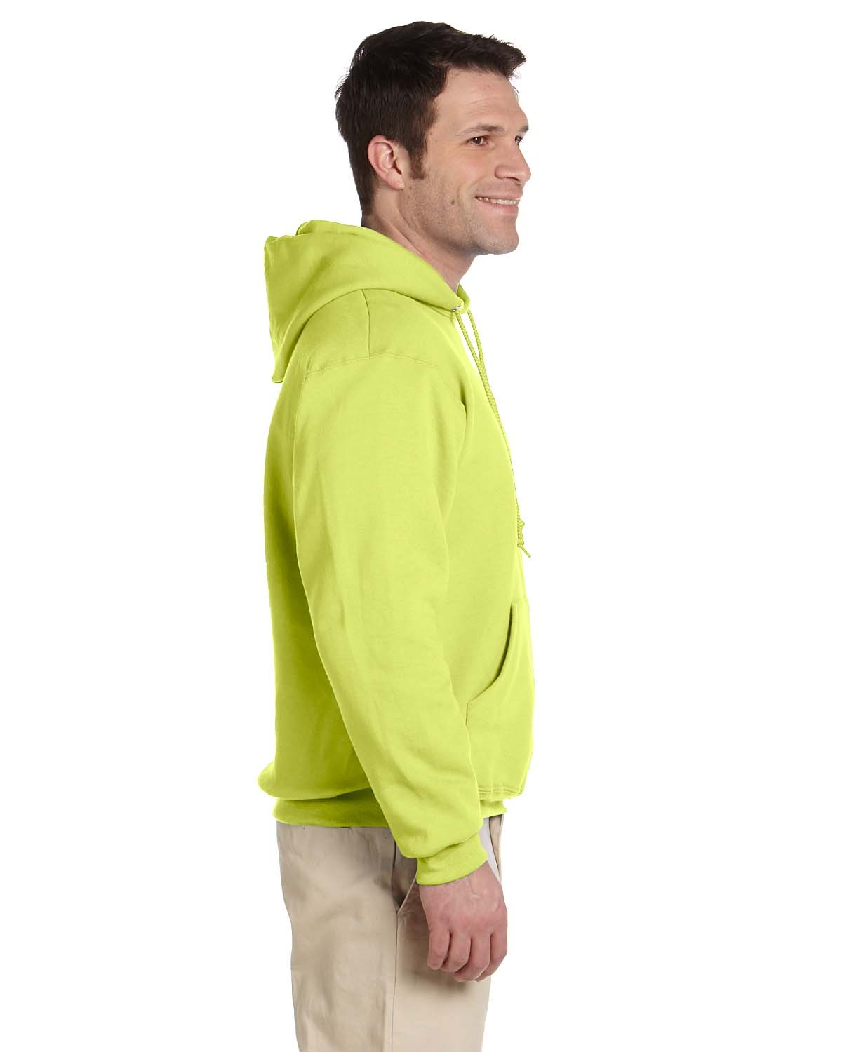 4997 Jerzees SAFETY GREEN