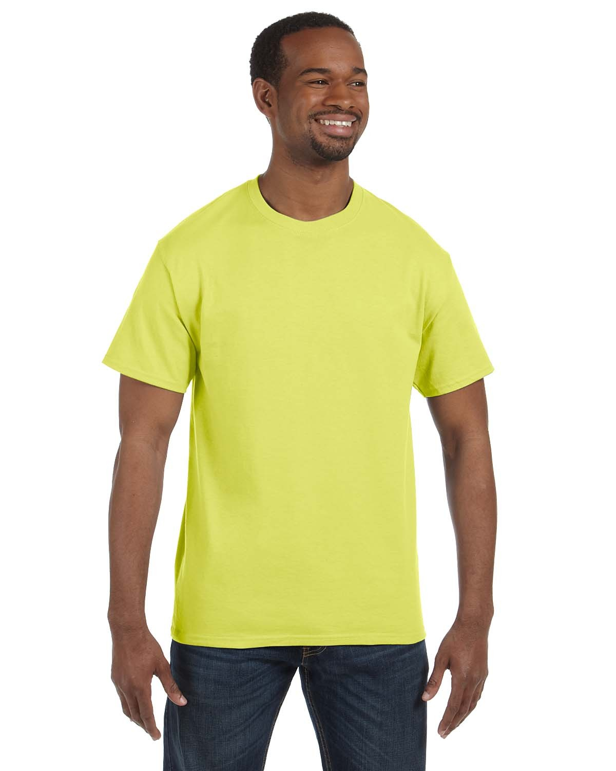 29M Jerzees SAFETY GREEN
