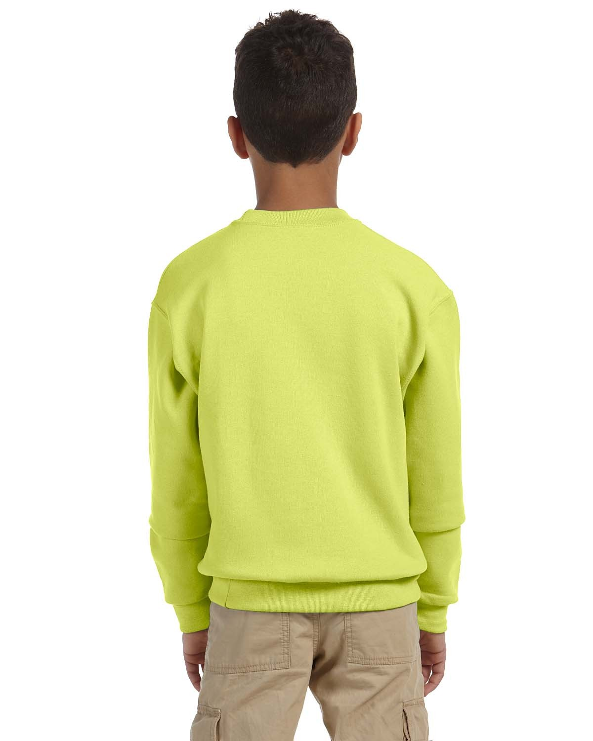 562B Jerzees SAFETY GREEN
