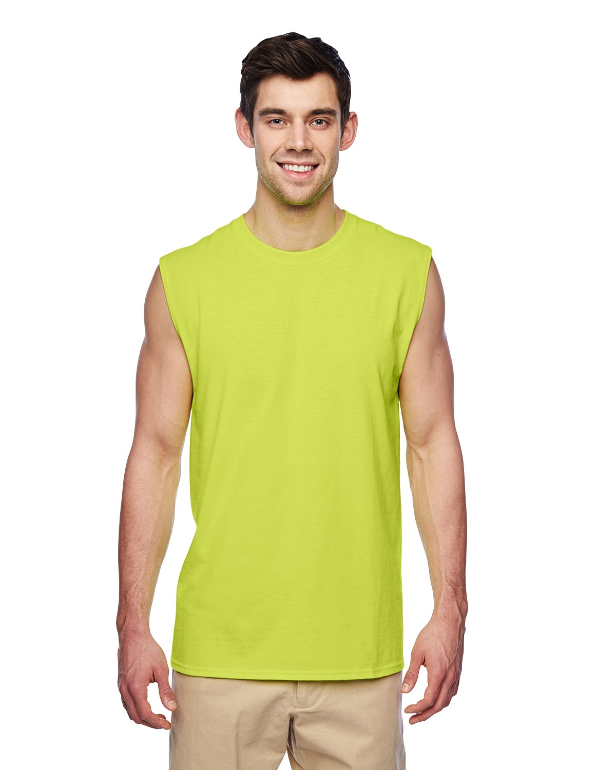 29SR Jerzees SAFETY GREEN