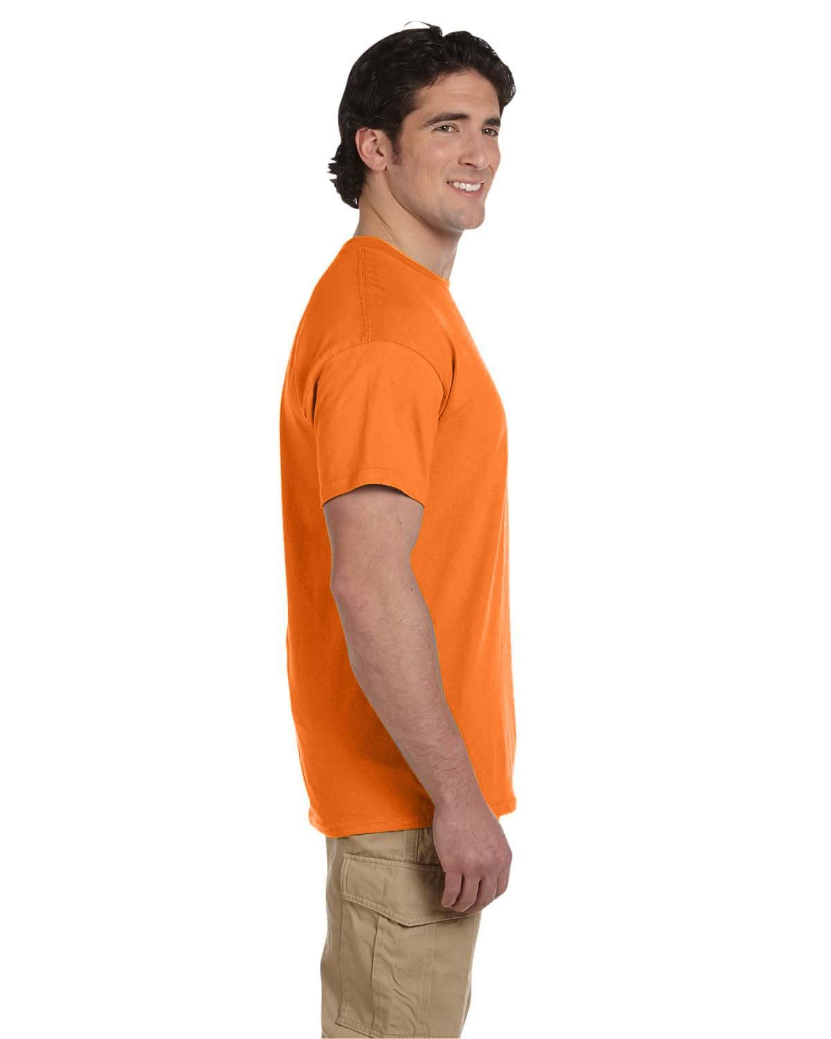3931 Fruit of the Loom SAFETY ORANGE