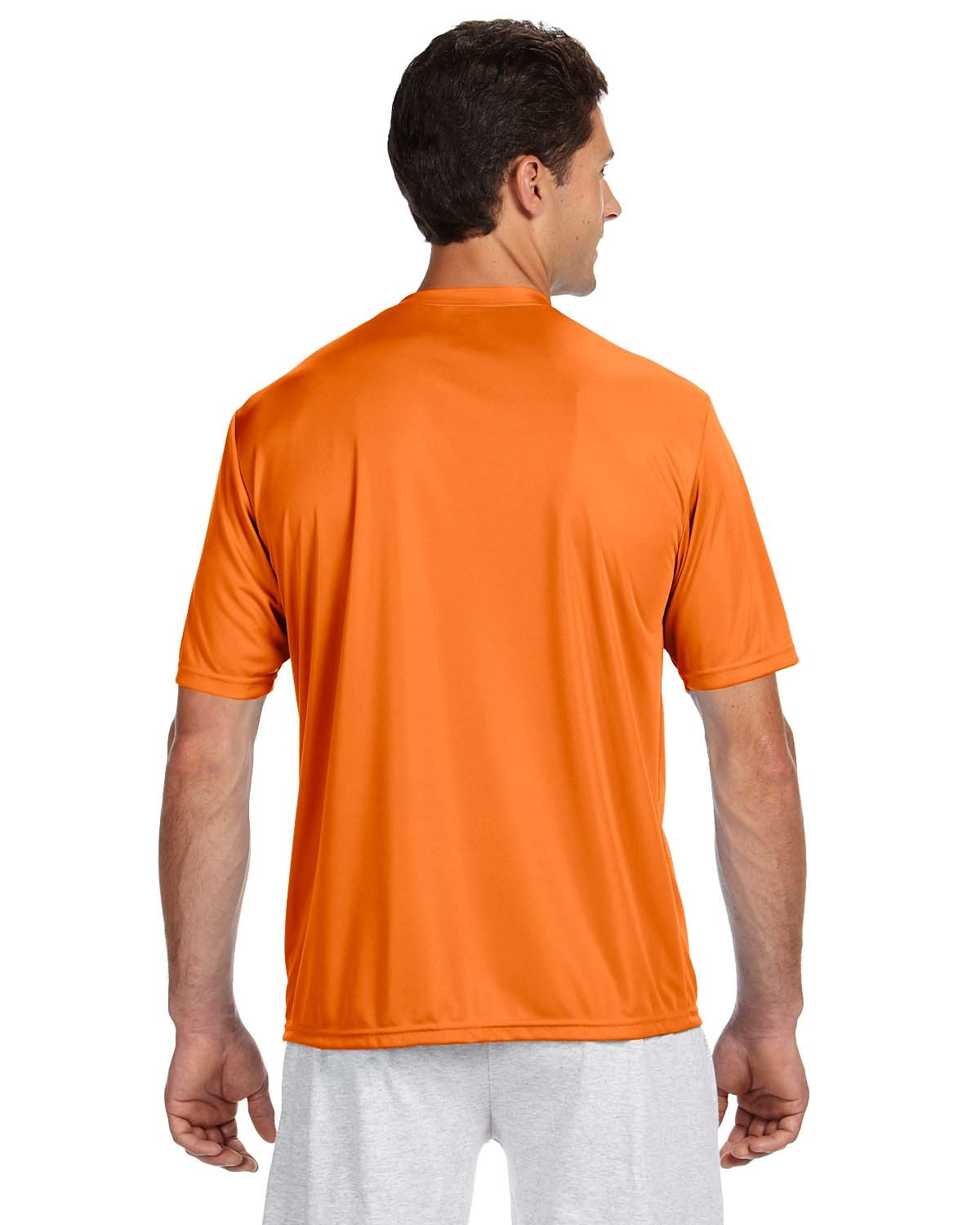 N3142 A4 Apparel SAFETY ORANGE