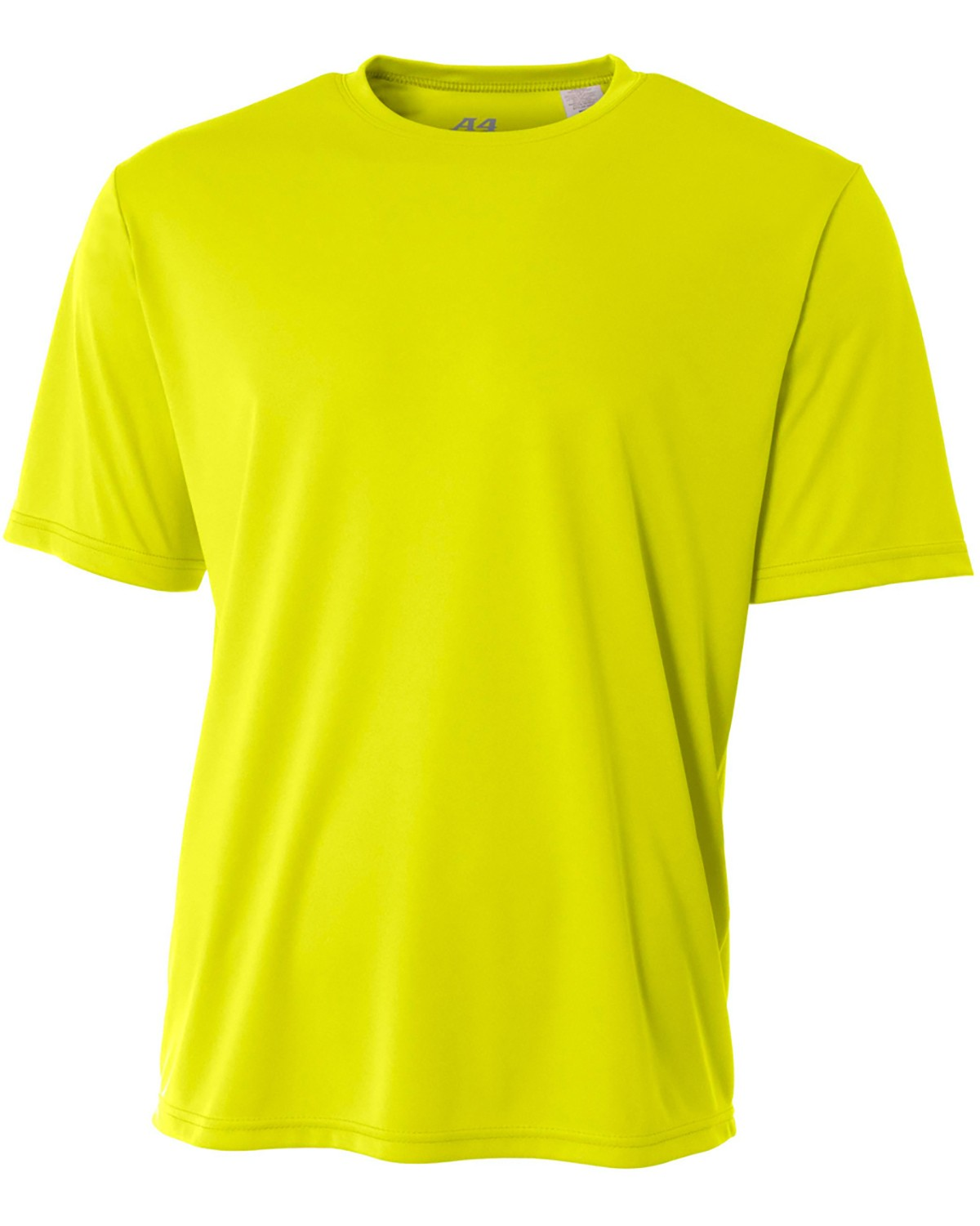 NB3142 A4 Apparel SAFETY YELLOW