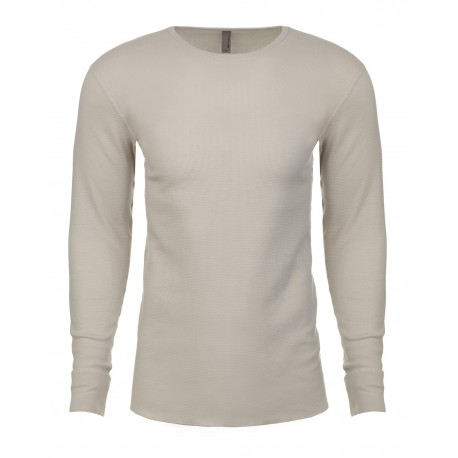 N8201 Next Level N8201 Adult Long-Sleeve Thermal SAND