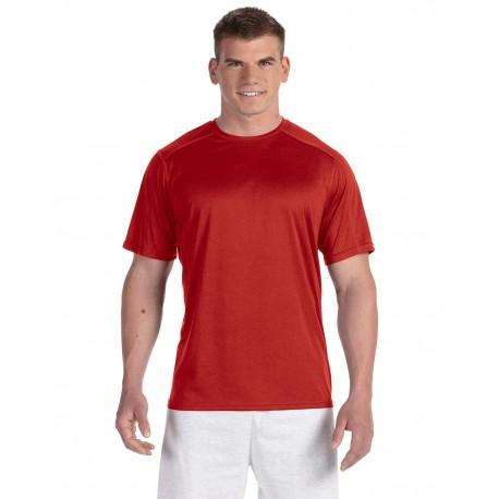 CV20 Champion CV20 Adult Vapor 3.8 oz. T-Shirt SCARLET HEATHER