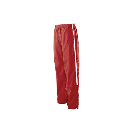 229095 Holloway 229095 Adult Polyester Sable Pant SCARLET/WHITE