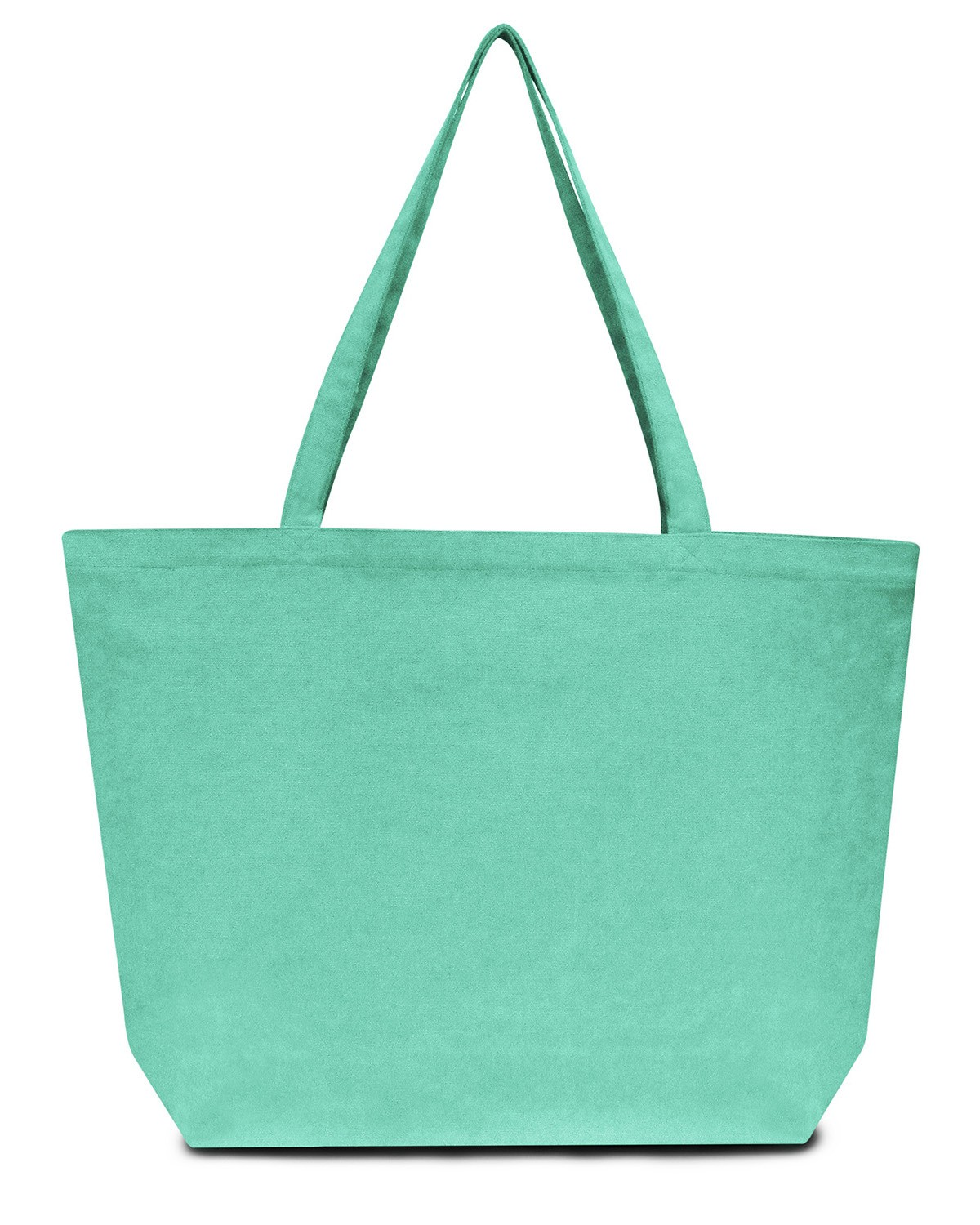 LB8507 Liberty Bags SEA GLASS GREEN