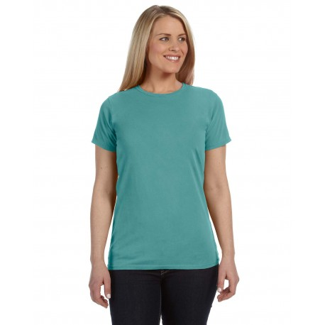 C4200 Comfort Colors C4200 Ladies' Lightweight RS T-Shirt SEAFOAM