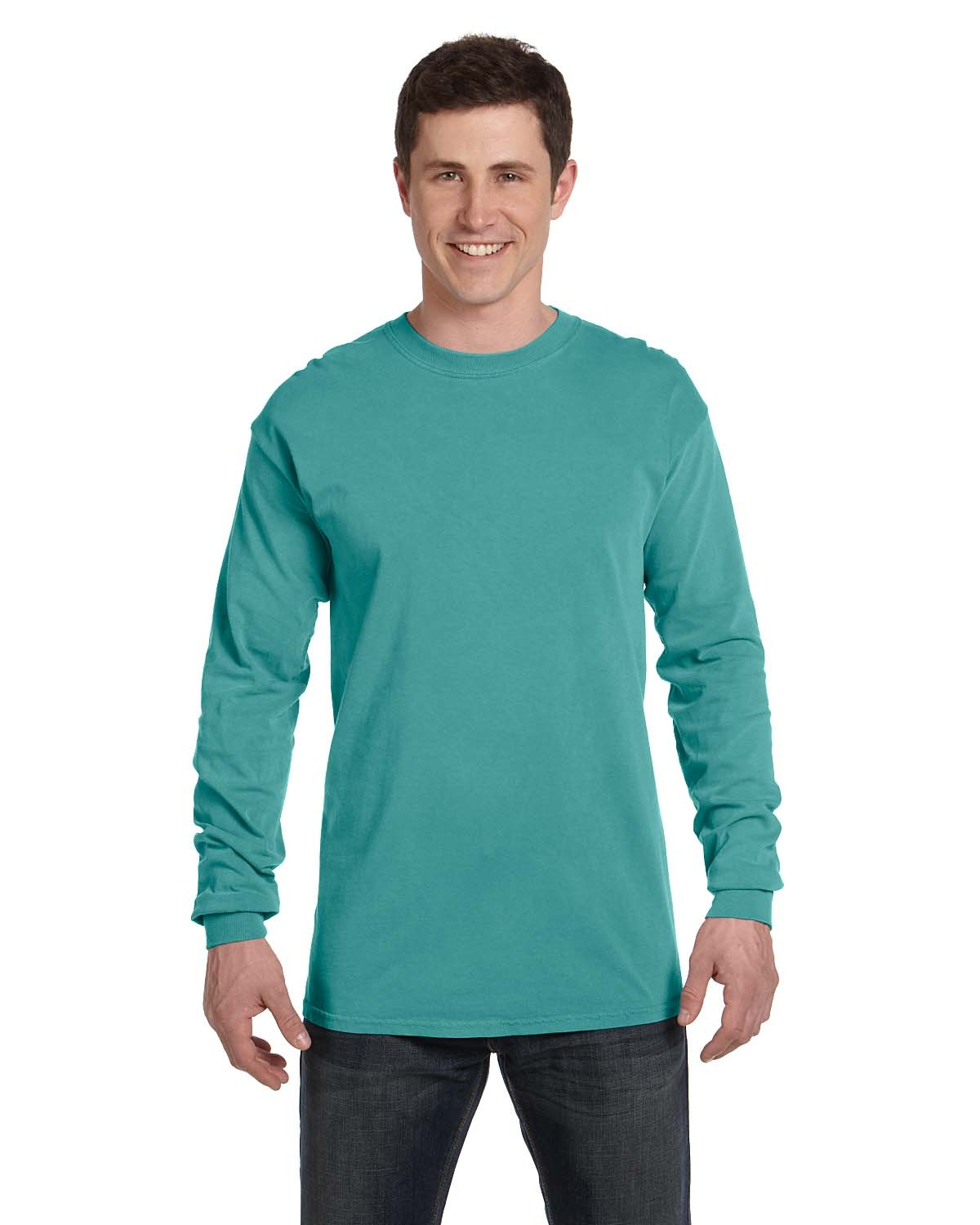 C6014 Comfort Colors SEAFOAM