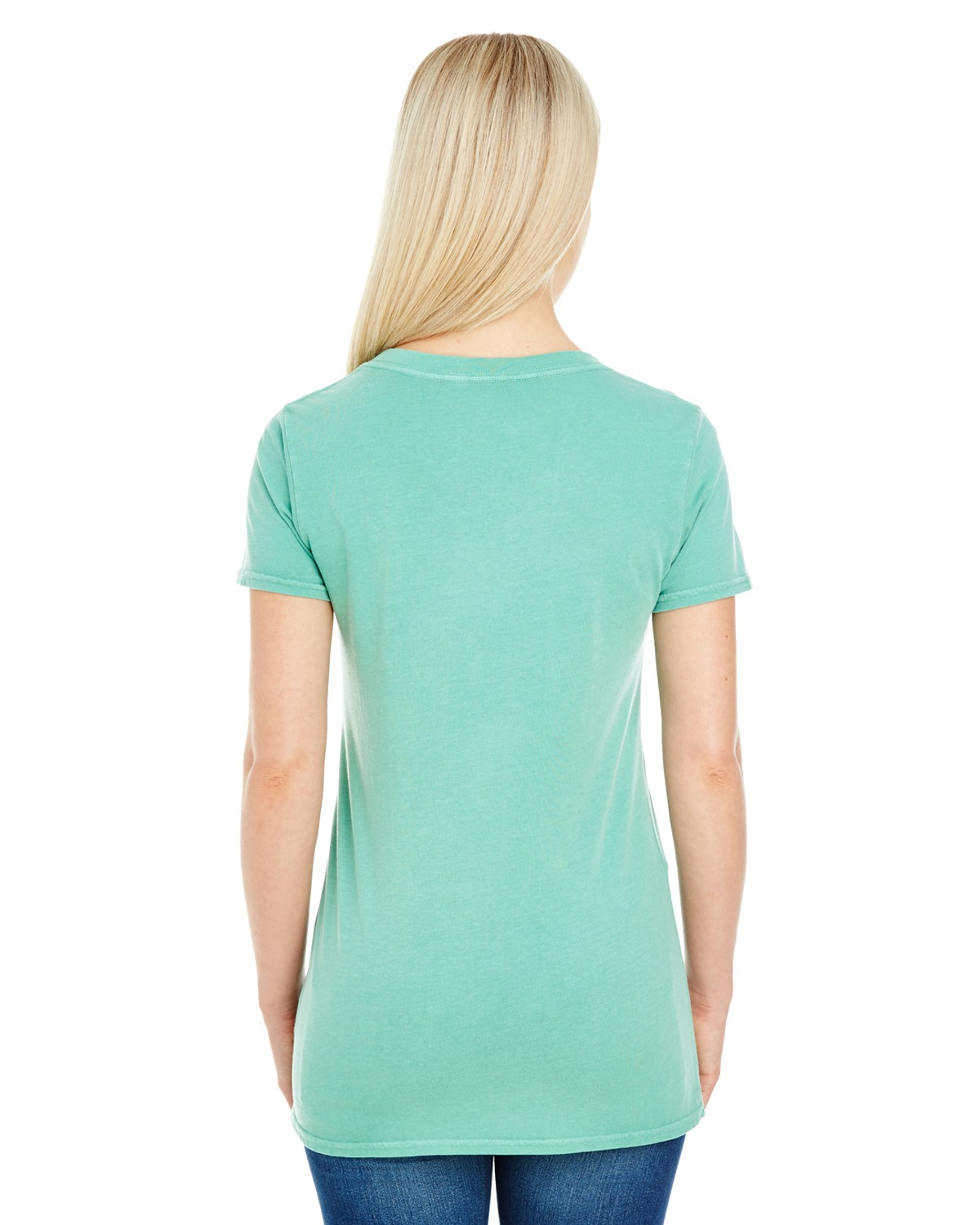 230B Threadfast Apparel SEAFOAM