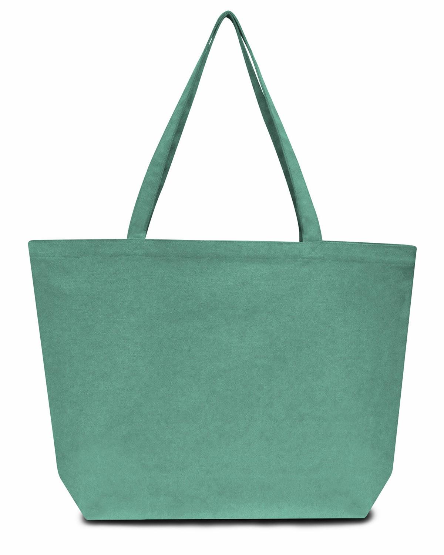LB8507 Liberty Bags SEAFOAM GREEN