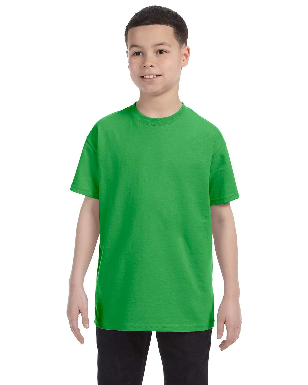 54500 Hanes SHAMROCK GREEN