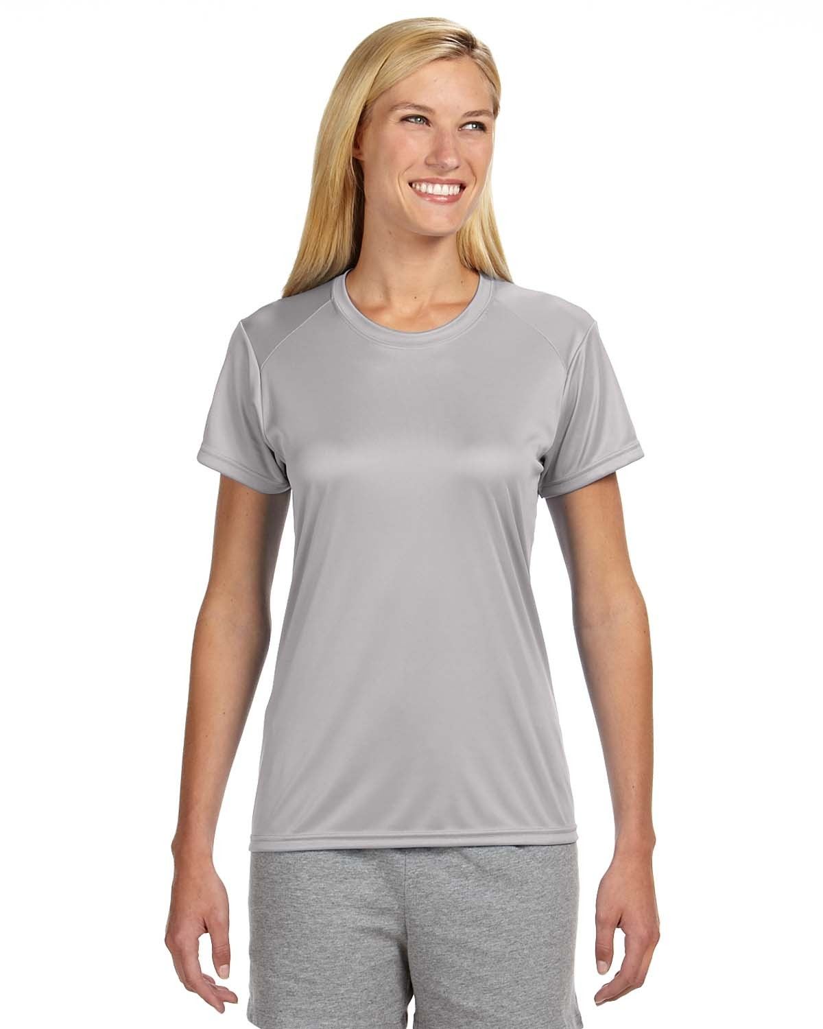 NW3201 A4 Apparel SILVER