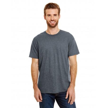 42TB Hanes 42TB Adult X-Temp Triblend T-Shirt SLATE TRIBLEND