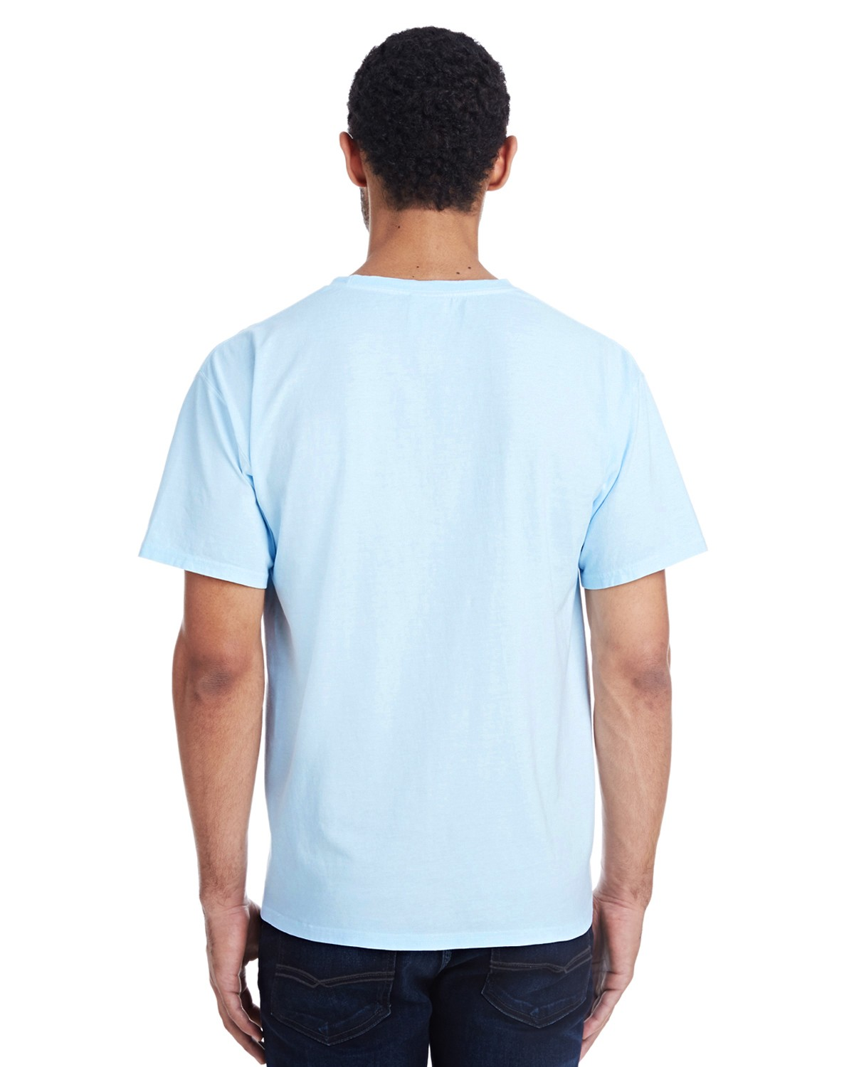 GDH100 ComfortWash by Hanes SOOTHING BLUE