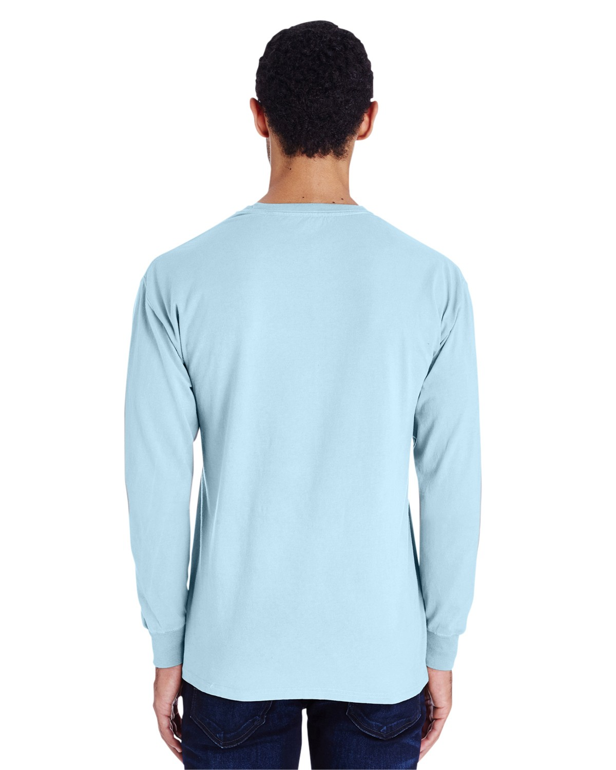 GDH200 ComfortWash by Hanes SOOTHING BLUE