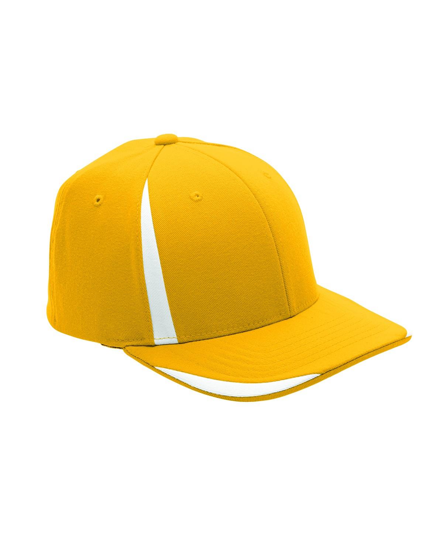 ATB102 Flexfit SP ATH GOLD/WHT