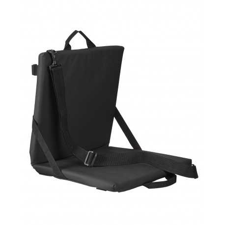 FT006 Liberty Bags FT006 Stadium Seat BLACK