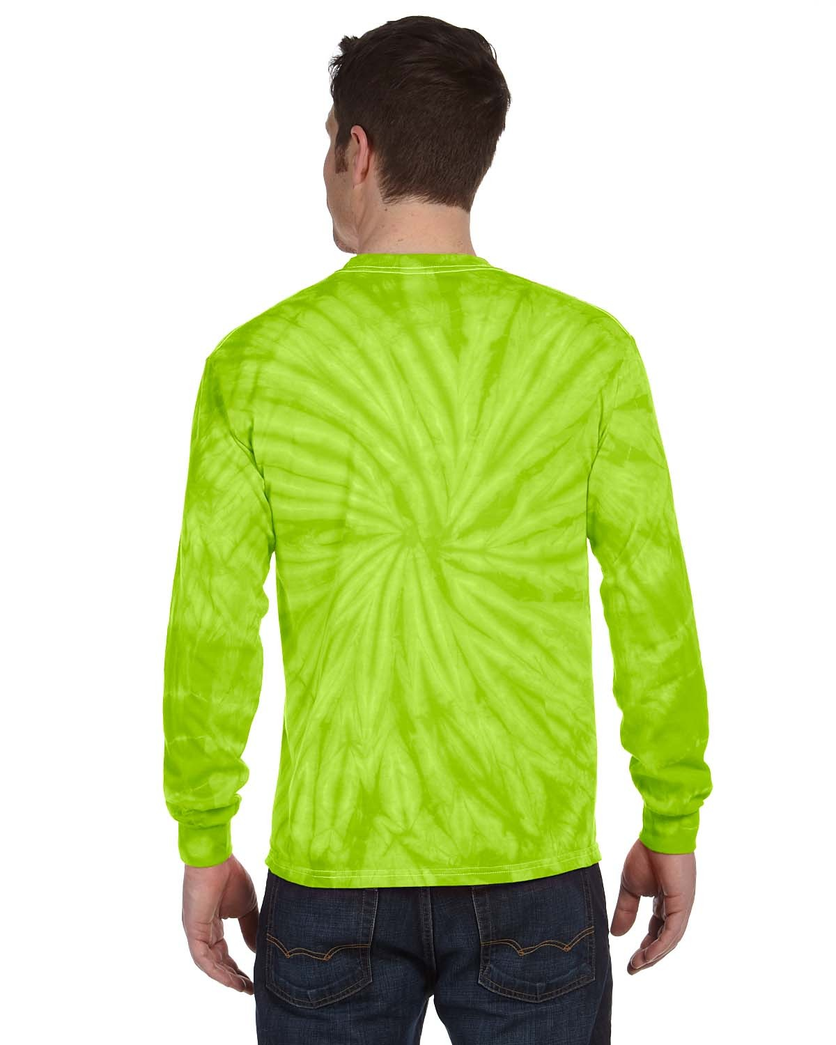 CD2000 Tie-Dye SPIDER LIME