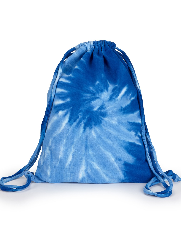 CD9500 Tie-Dye SPIRAL BLUE