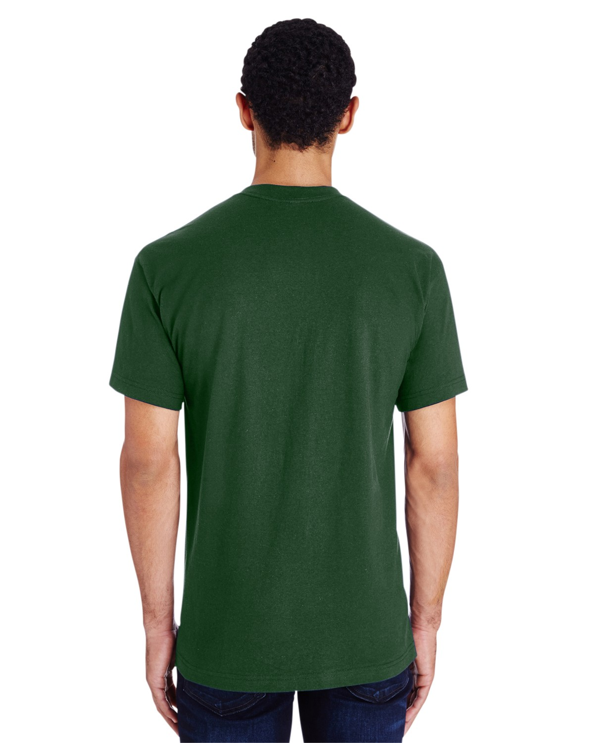 H000 Gildan SPORT DARK GREEN