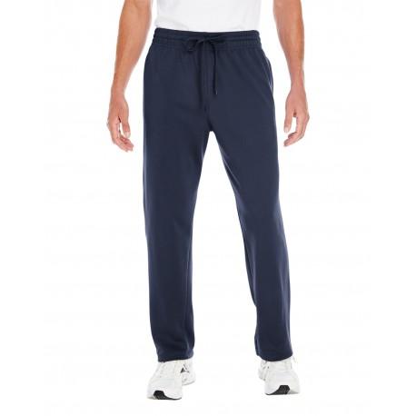 G994 Gildan G994 Adult Performance 7 oz. Tech Open-Bottom Sweatpants with Pockets SPORT DARK NAVY