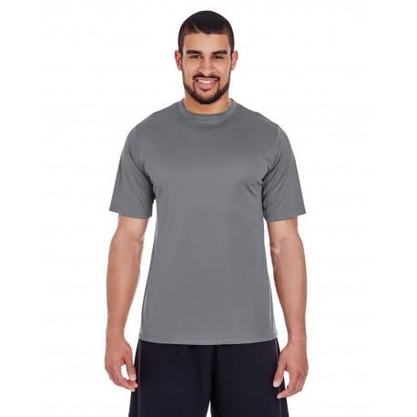 TT11 Team 365 TT11 Men's Zone Performance T-Shirt SPORT GRAPHITE