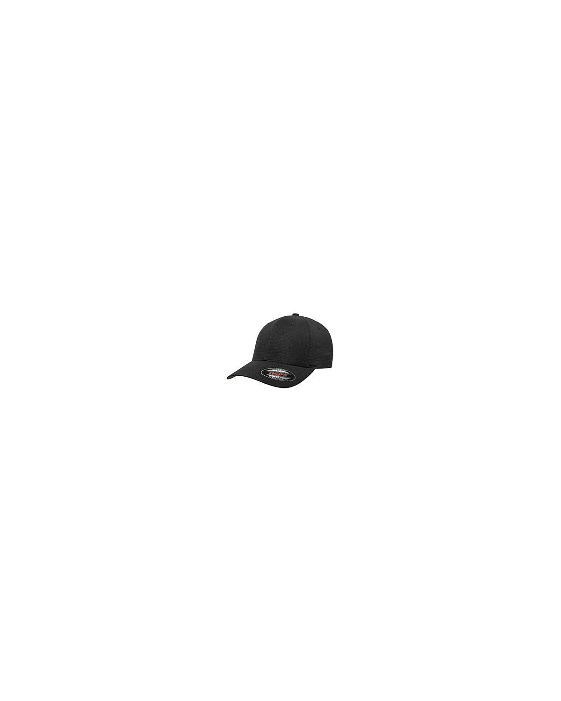 6587 Flexfit BLACK