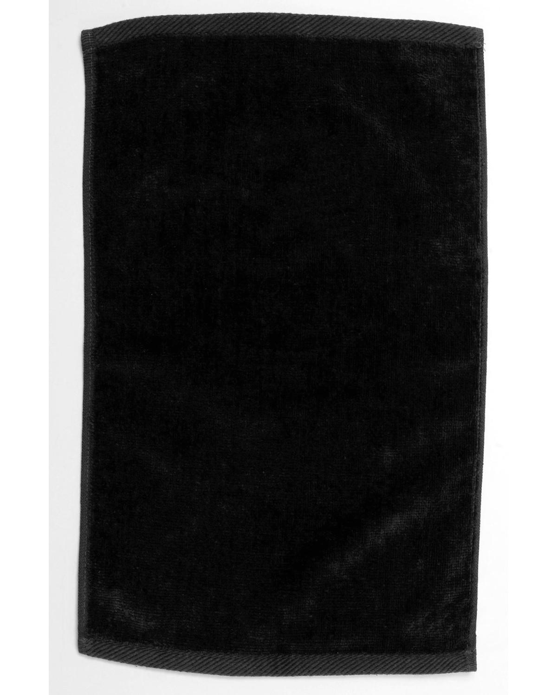 1118DE Pro Towels BLACK