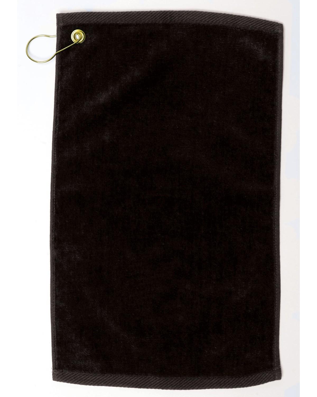 1118DEC Pro Towels BLACK