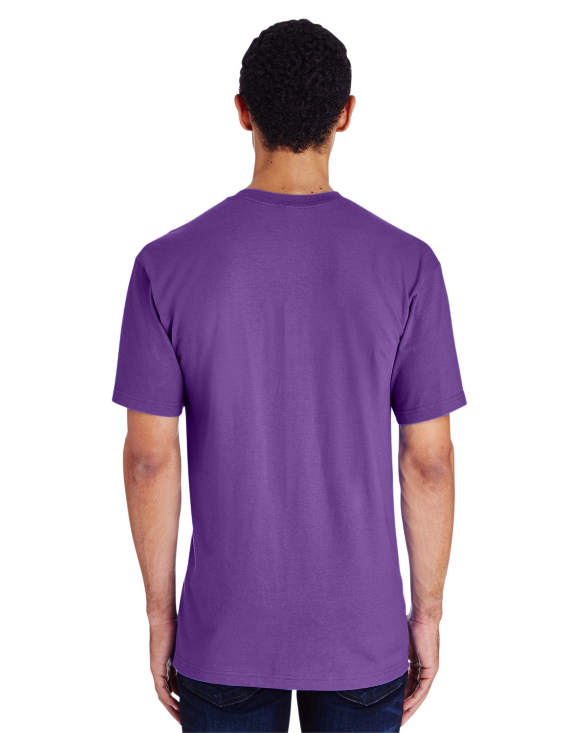 H000 Gildan SPORT PURPLE