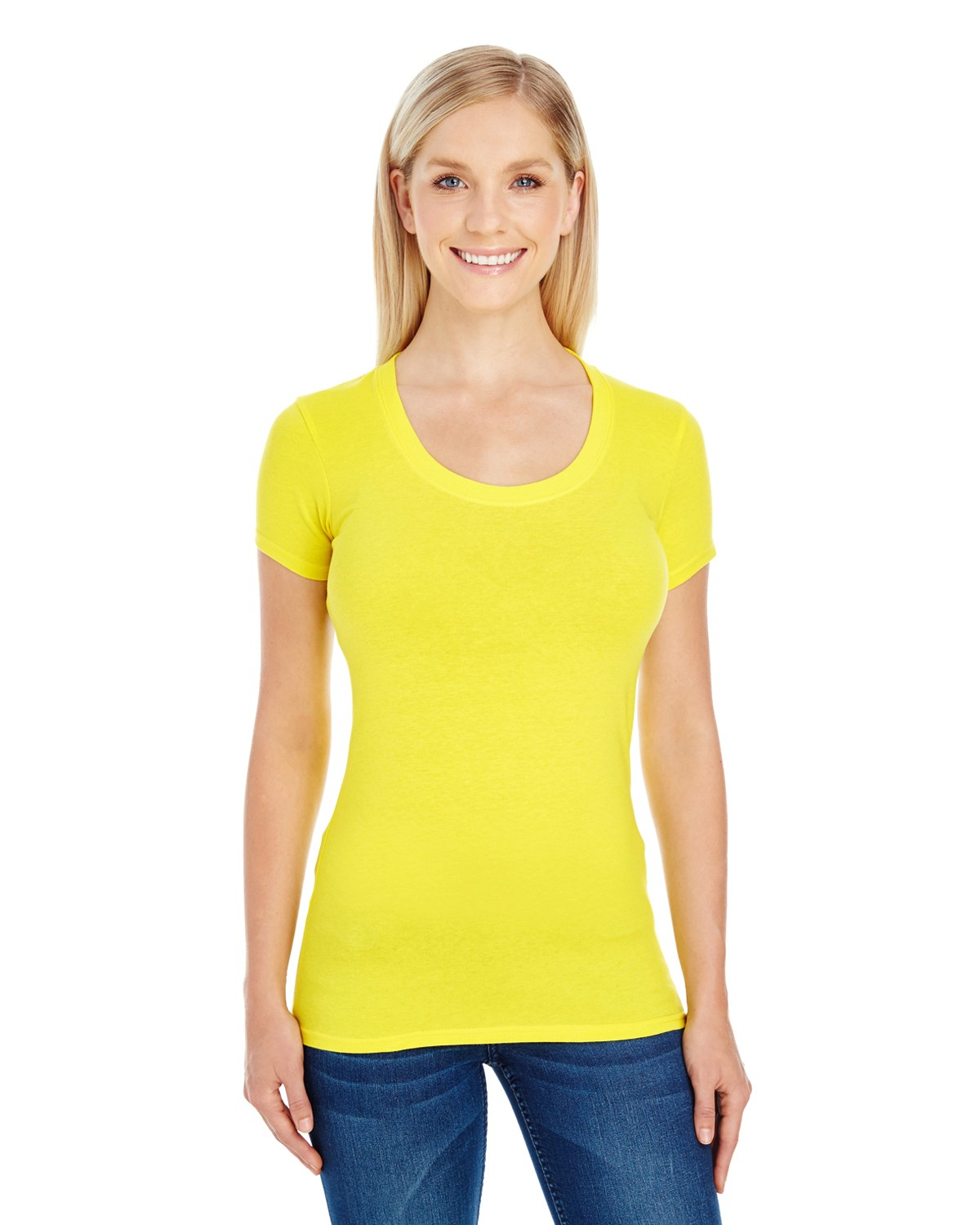 220S Threadfast Apparel ACTIVE YELLOW