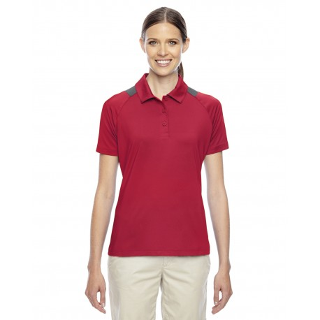 TT24W Team 365 TT24W Ladies' Innovator Performance Polo SPORT RED