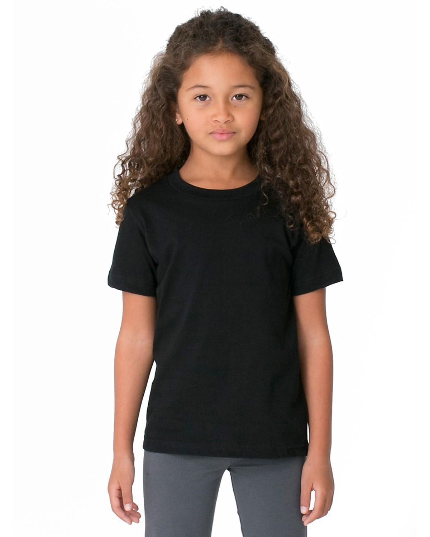 2105W American Apparel BLACK