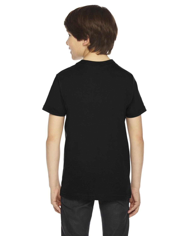 2201W American Apparel BLACK
