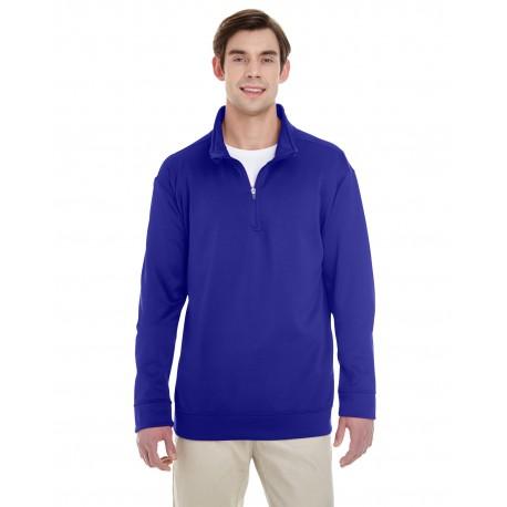 G998 Gildan G998 Adult Performance 7 oz. Tech Quarter-Zip Sweatshirt SPORT ROYAL