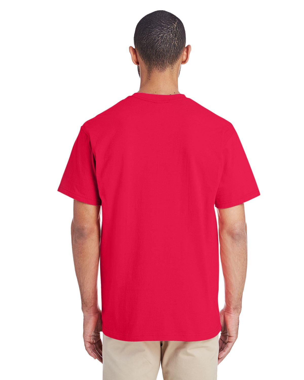 H300 Gildan SPRT SCARLET RED