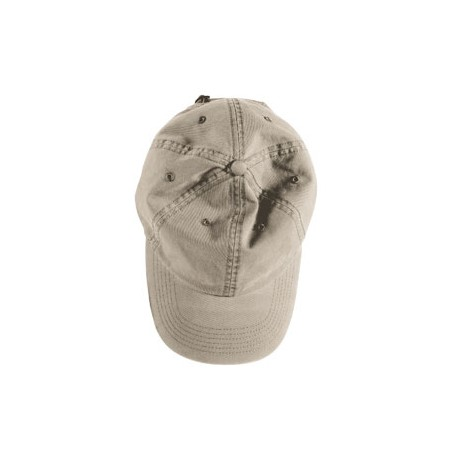 1912 Authentic Pigment 1912 Direct-Dyed Twill Cap STONE