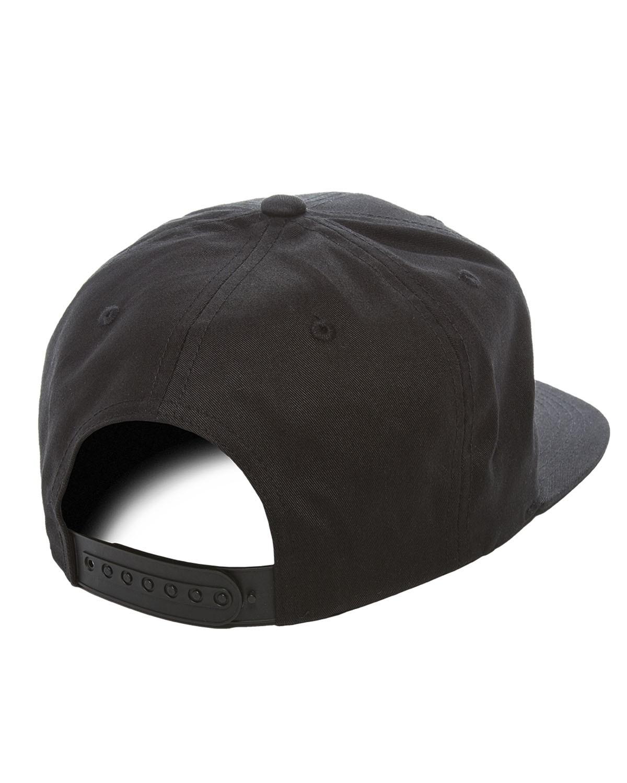 6308VW Yupoong BLACK