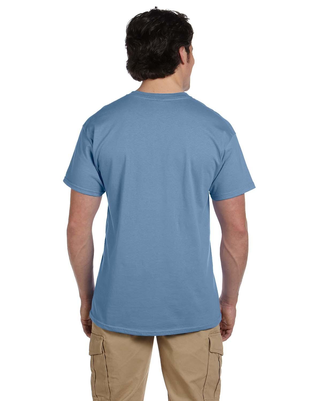 5170 Hanes STONEWASHED BLUE