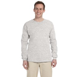 Fruit of the Loom 4930 Adult 5 oz. HD Cotton Long-Sleeve T-Shirt