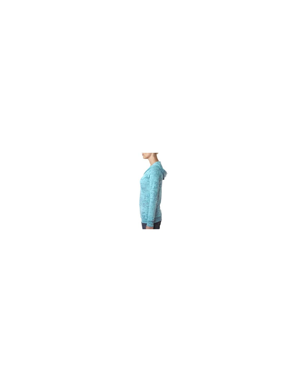 6521 Next Level TAHITI BLUE