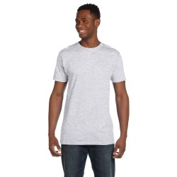 Hanes 4980 Adult 4.5 oz., 100% Ringspun Cotton nano-T T-Shirt