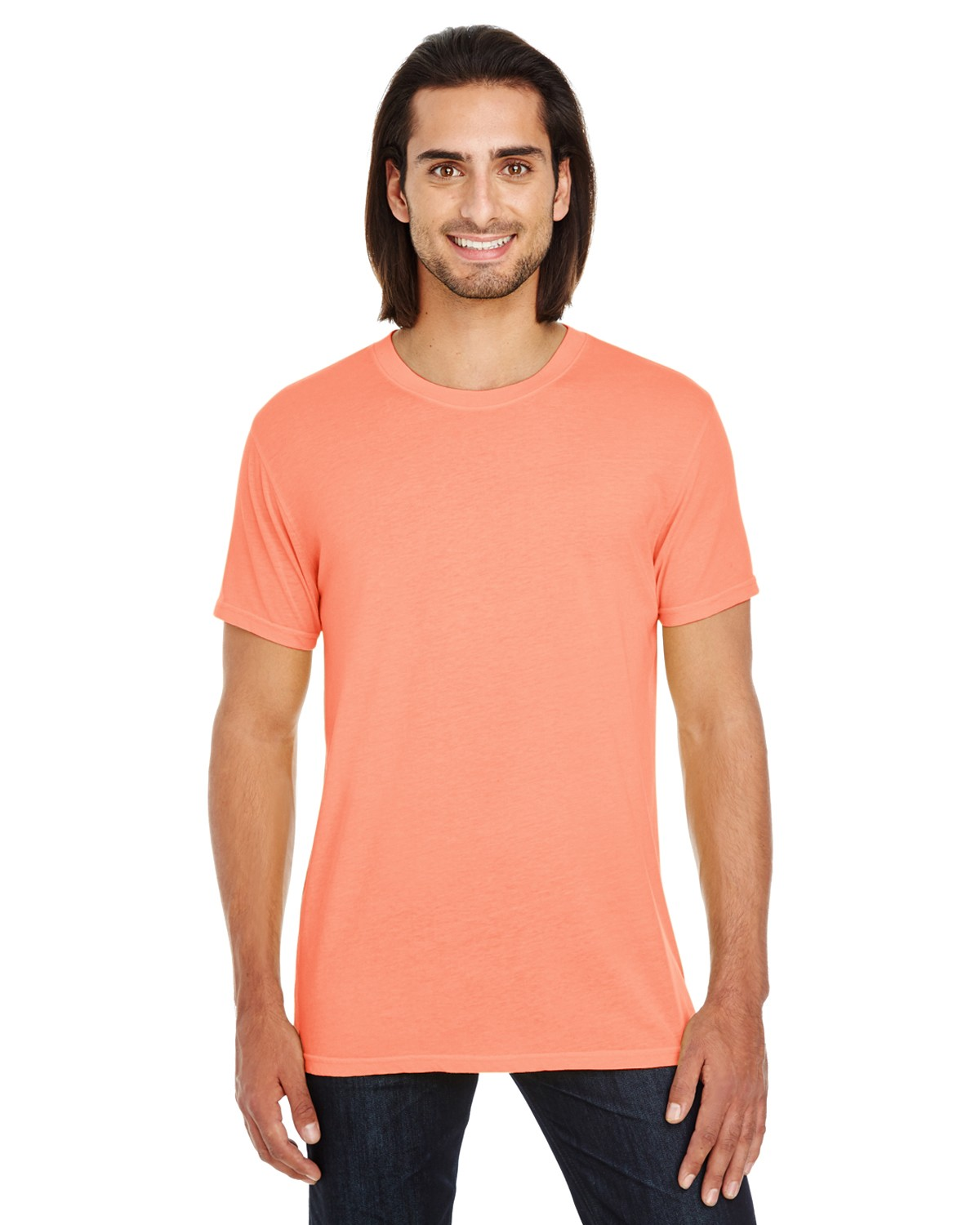 130A Threadfast Apparel TANGERINE