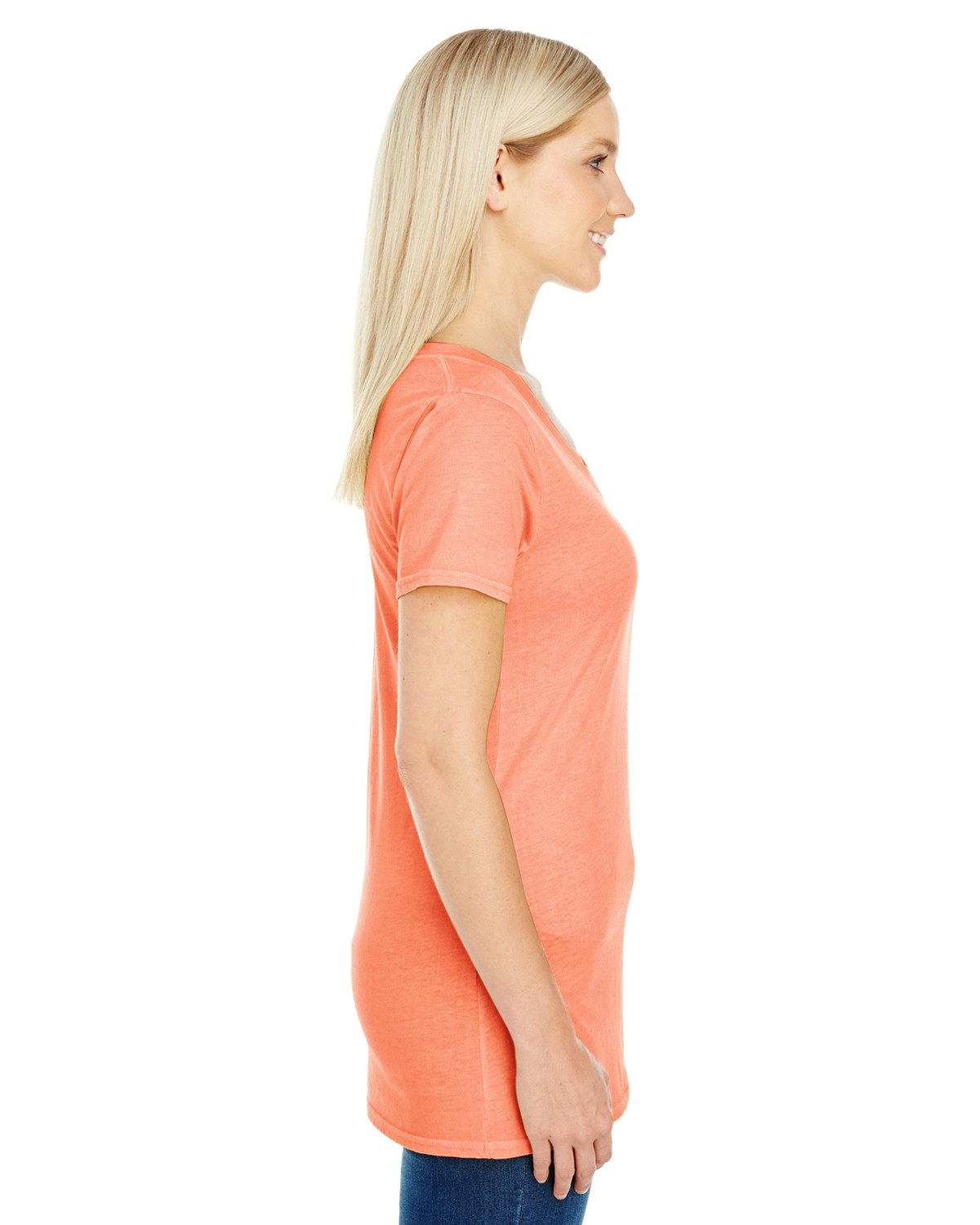 230B Threadfast Apparel TANGERINE