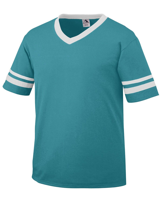 360 Augusta Sportswear TEAL/WHITE