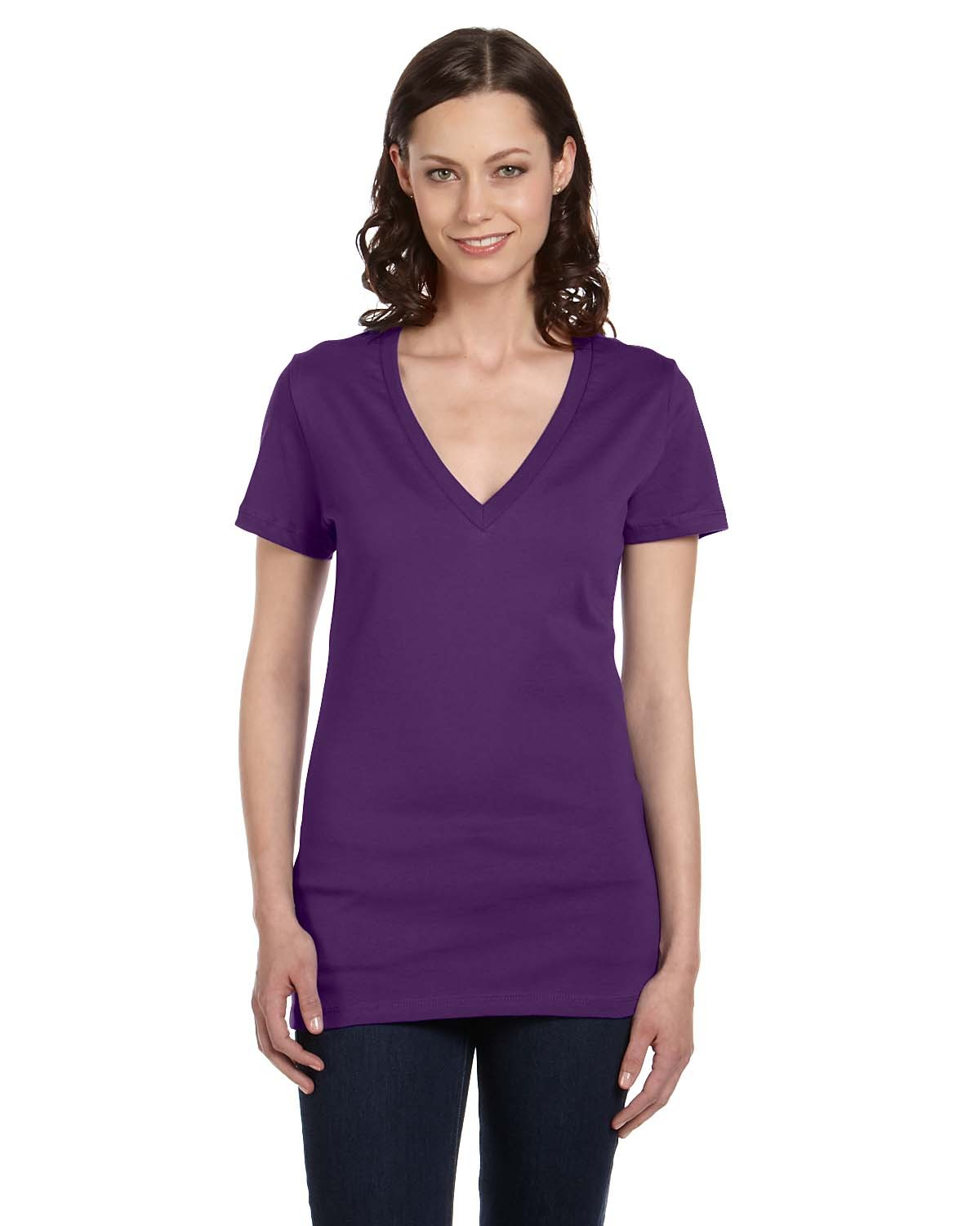 B6035 Bella + Canvas TEAM PURPLE