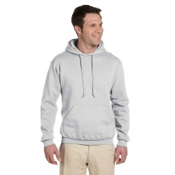 Jerzees 4997 Adult 9.5 oz. Super Sweats NuBlend Fleece Pullover Hood