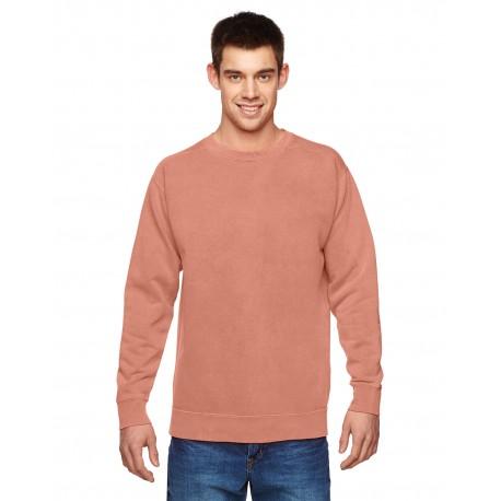 1566 Comfort Colors 1566 Adult Crewneck Sweatshirt TERRACOTA