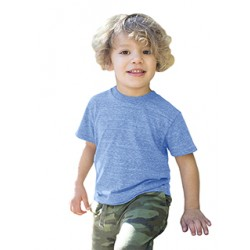 US Blanks US2500K Toddler Tri-Blend Crewneck T-Shirt
